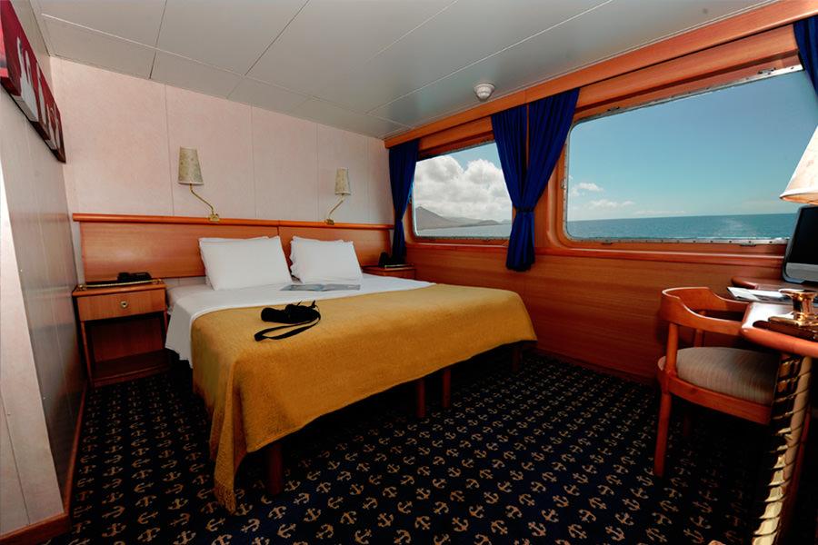 Galapagos Legend Cruise - Cabin