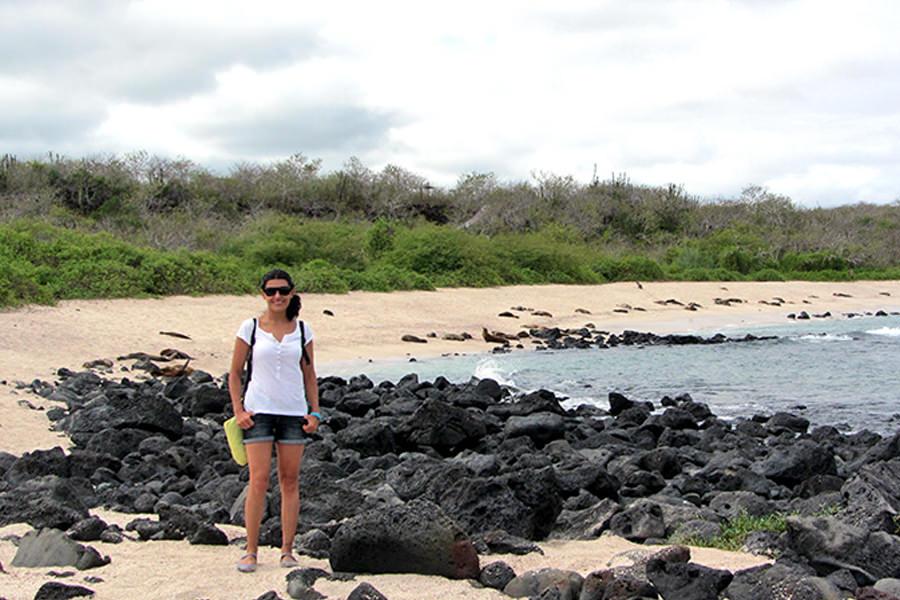 Playa Carola - San Cristobal Galapagos