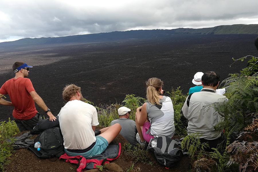 Sierra Negra Volcano - Isabela Island