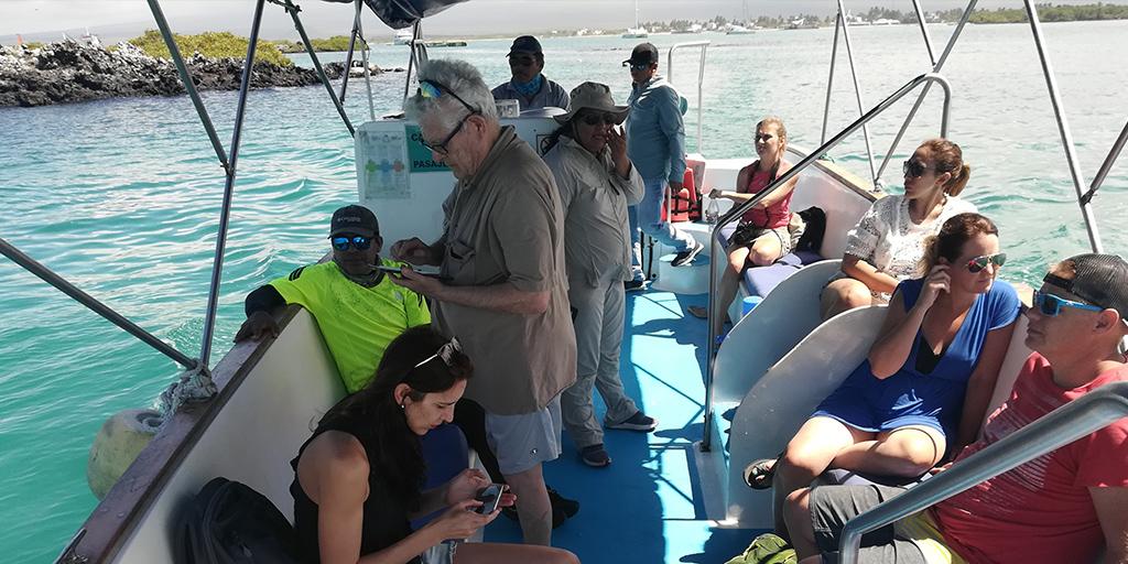 Travel Galapagos Tour